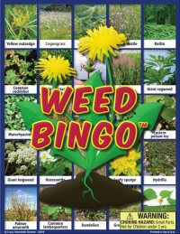 Weed Bingo - (USA Shipping Only)